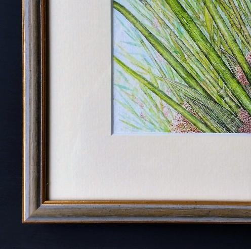 Frame close up 1