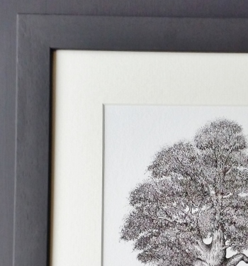 oaktree-framed-print-2